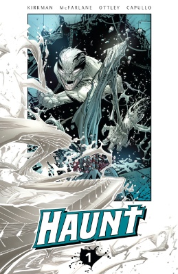 Origin and First Appearance, Haunt, Haunt #1, Image Comics, 2009. Click for value