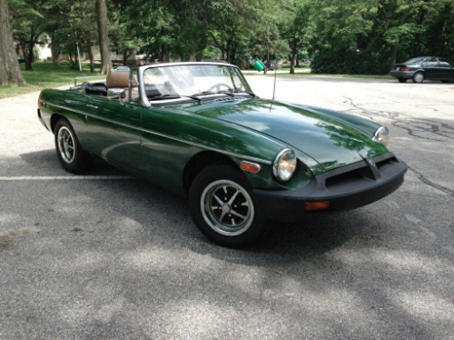 MGB roadster, $5K. Amazing Fantasy 15 in 0.5, $5K.