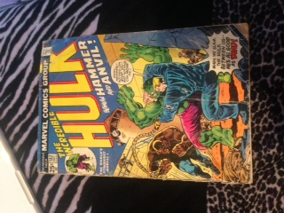 Incredible Hulk #182 Value?