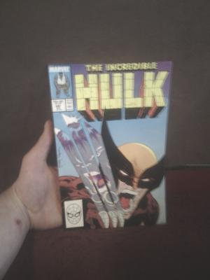 Incredible Hulk #340 Value?