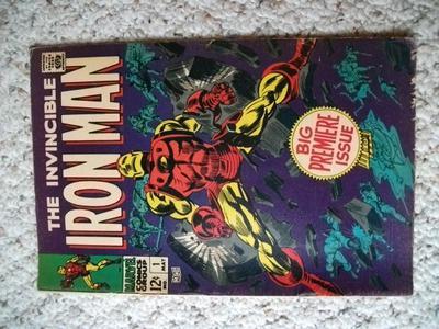 Iron Man #1 Value?