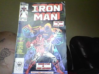 Iron Man #200 Value?
