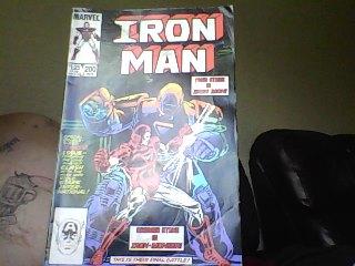 Iron Man #200 Value?