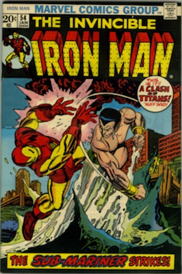 Iron Man Comic Book Price Guide