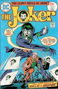 Joker Comics #2: the series lasted only nine issues
