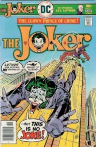 Joker Comics #7: 1970s Joker solo title lasted just nine issues