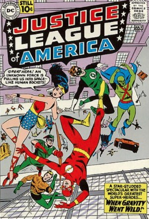 Origin and First Appearance, Doctor Destiny, Justice League of America #5, DC Comics, 1961. Click for value