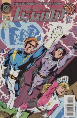 1994 Legion of Superheroes issue 0
