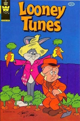 Looney Tunes #33. Click for current values.