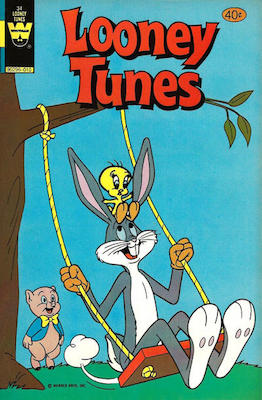 Looney Tunes #34. Click for current values.