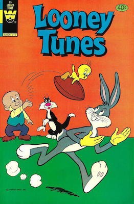 Looney Tunes #35. Click for current values.