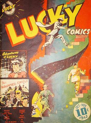 Lucky Comics v1 #10