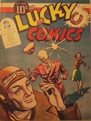 Lucky Comics v1 #3