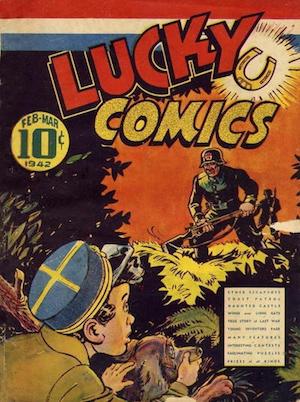 Lucky Comics v1 #6