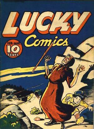 Lucky Comics v2 #2