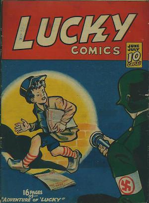 Lucky Comics v2 #4