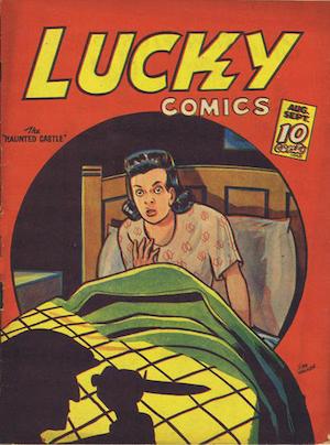 Lucky Comics v2 #5
