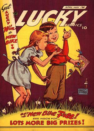 Lucky Comics v5 #10