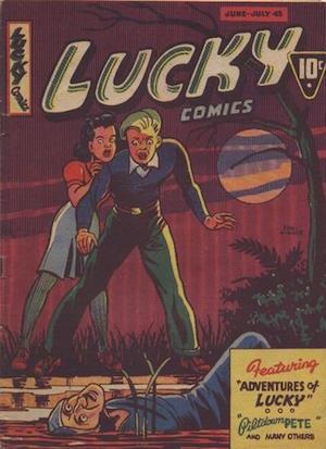 Lucky Comics v5 #5