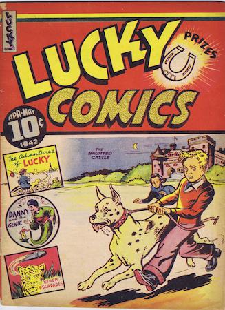 Lucky Comics v1 #7
