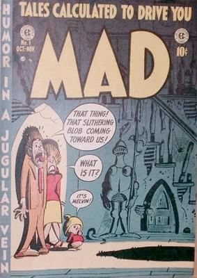 Mad Magazine #1 Value?