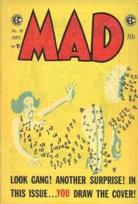 Mad #18 values
