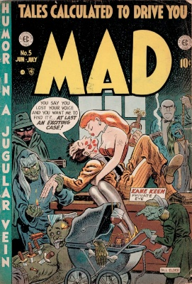 Mad #5. Click for value