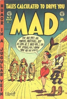 Mad #9. Click for value