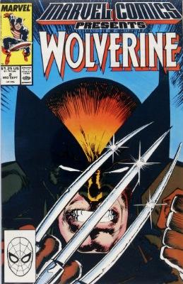 Origin and First Appearance, Cold War, Marvel Comics Presents #2, Marvel Comics, 1988. Click for value