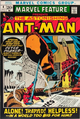 Ant-Man Comic Book Price Guide