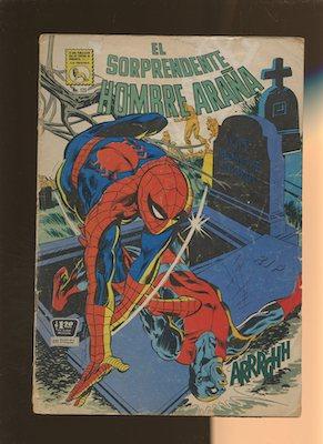Mexican Spider Man vol 1 #125. Click for values.
