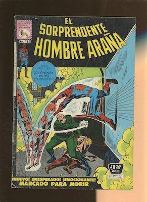 Mexican Spider Man vol 1 #133. Click for values.