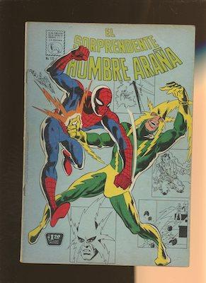 Mexican Spider Man vol 1 #135. Click for values.