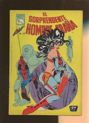Mexican Spider Man vol 1 #137. Click for values.