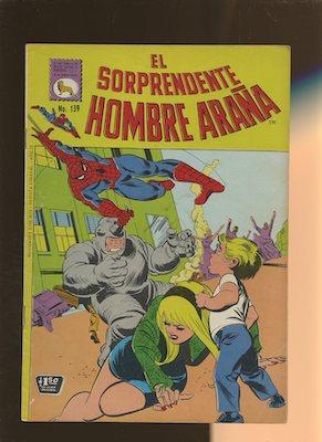 Mexican Spider Man vol 1 #139. Click for values.