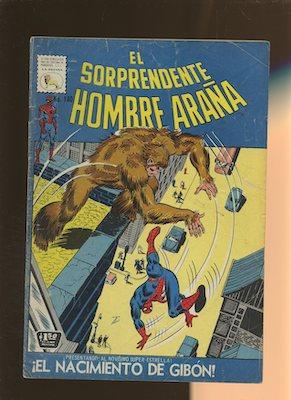 Mexican Spider Man vol 1 #140. Click for values.