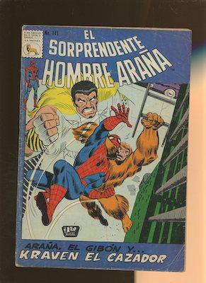 Mexican Spider Man vol 1 #141. Click for values.