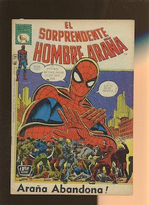 Mexican Spider Man vol 1 #142. Click for values.