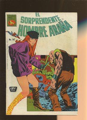Mexican Spider Man vol 1 #147. Click for values.