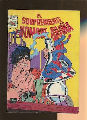 Mexican Spider Man vol 1 #152. Click for values.