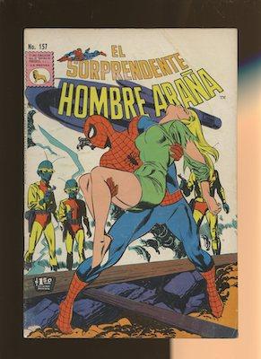 Mexican Spider Man vol 1 #157. Click for values.