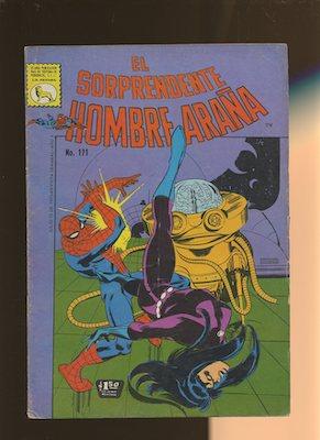 Mexican Spider Man vol 1 #171. Click for values.