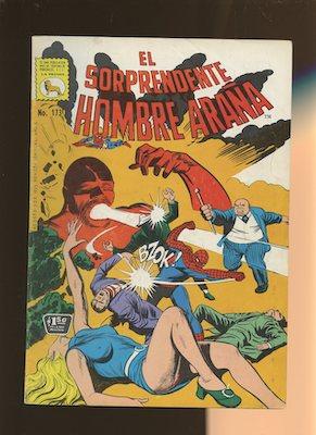 Mexican Spider Man vol 1 #173. Click for values.