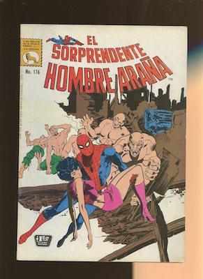 Mexican Spider Man vol 1 #176. Click for values.