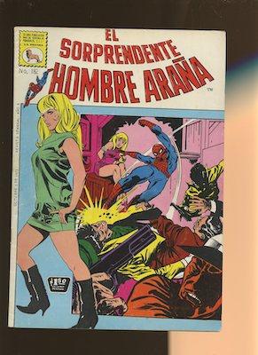 Mexican Spider Man vol 1 #182. Click for values.