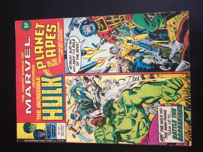Mighty World of Marvel #232