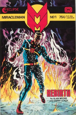 Miracleman is an Alan Moore Classic