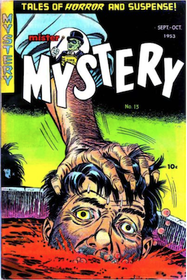 Mister Mystery #13. Click for values.