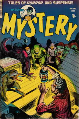 Mister Mystery #14. Click for values.