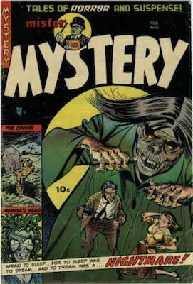 Mister Mystery #15. Click for values.